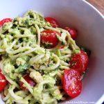 low carb zucchini noodles