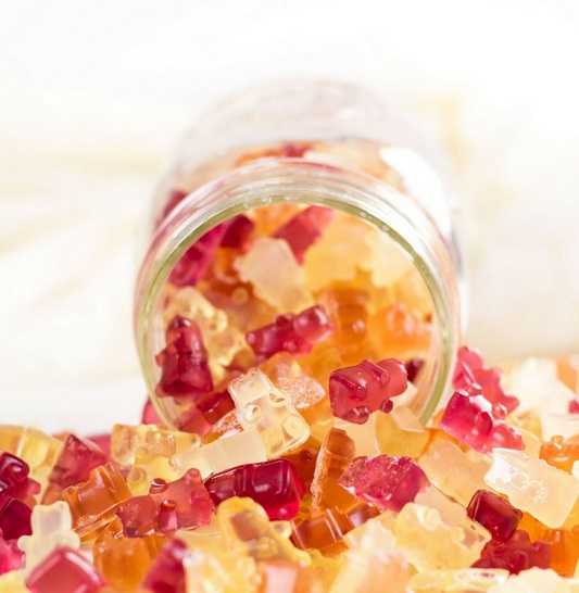 low carb gummy bears
