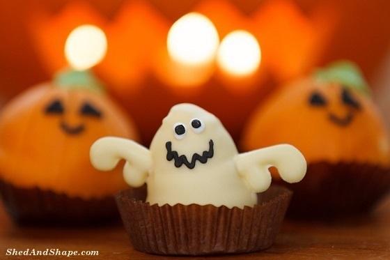 keto Halloween sweet treats