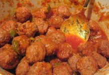 low carb meatballs