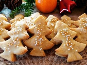 low carb Christmas treats