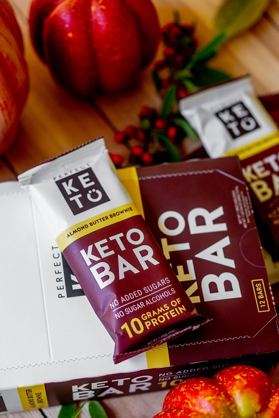 best low carb snack bars