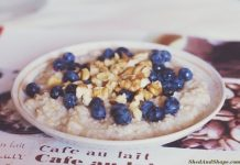 vegan keto porridge recipe