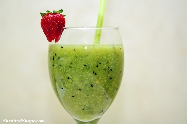 keto green smoothie recipe