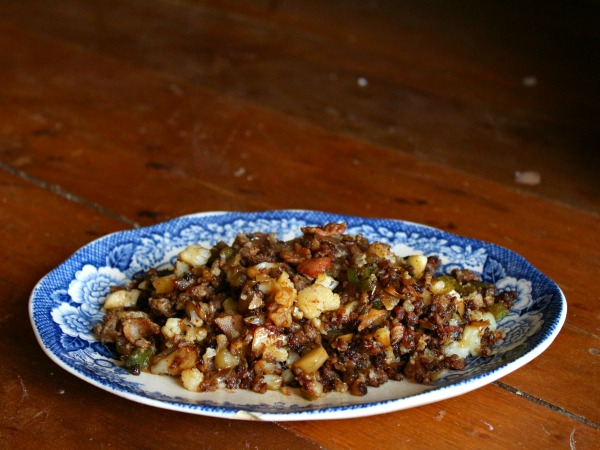 low carb dirty rice