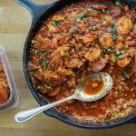 low carb jambalaya recipe