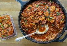 low carb jambalaya recipe
