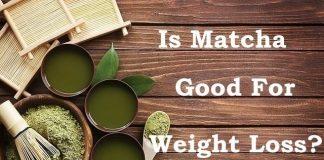 matcha green tea, weight loss