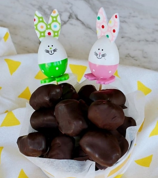 keto Easter eggs