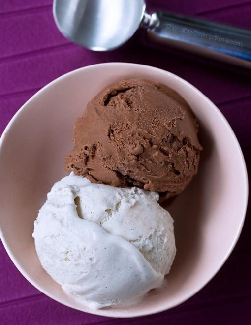 Keto ice cream