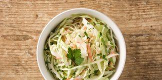 low carb coleslaw recipe