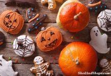 keto Halloween desserts