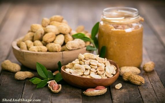 is peanut butter keto friendly