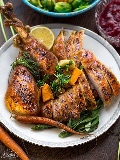 keto Thanksgiving turkey recipe