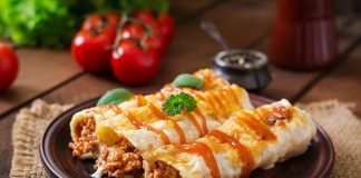 keto enchiladas