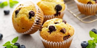 keto blueberry muffins recipe
