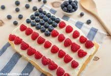 4th July dessert recipes - low carb & keto