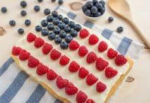 4th July dessert recipes - keto